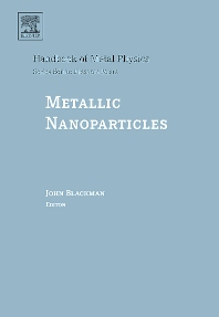 Cover image for Metallic Nanoparticles
