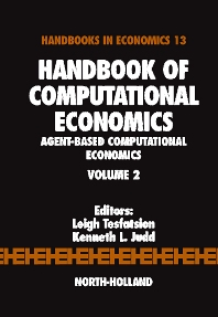 Handbook of Computational Economics, 1st Edition,Leigh Tesfatsion,Kenneth Judd,ISBN9780444512536