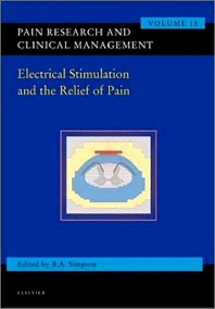 Electrical Stimulation in Pain Relief - 1st Edition - ISBN: 9780444512581