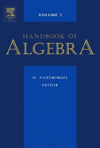 Handbook of Algebra - 1st Edition - ISBN: 9780444512642, 9780080532974