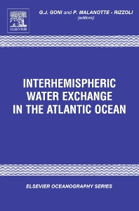 Cover image for Interhemispheric Water Exchange in the Atlantic Ocean