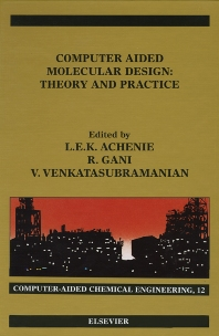 Computer Aided Molecular Design - 1st Edition - ISBN: 9780444512833, 9780080529431