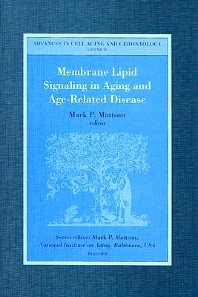 Cover image for Membrane Lipid Signaling in Aging and Age-Related Disease