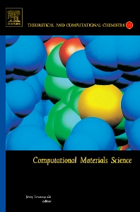 Cover image for Computational Materials Science