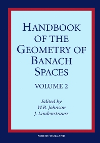 Handbook of the Geometry of Banach Spaces - 1st Edition - ISBN: 9780444513052, 9780080533506