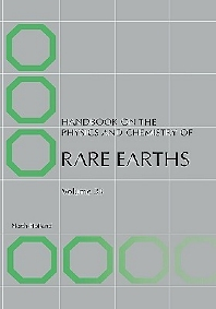 Handbook on the Physics and Chemistry of Rare Earths - 1st Edition - ISBN: 9780444513236, 9780080548579