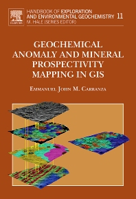 Cover image for Geochemical Anomaly and Mineral Prospectivity Mapping in GIS