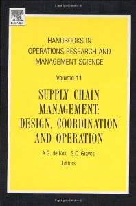 Supply Chain Management - 1st Edition - ISBN: 9780444513281