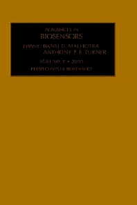 Advances in Biosensors - 1st Edition - ISBN: 9780444513373, 9780080545097