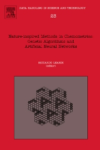 Nature-inspired methods in chemometrics: genetic algorithms and artificial neural networks, 1st Edition,Riccardo Leardi,ISBN9780444513502
