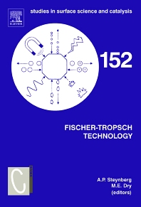Fischer-Tropsch Technology, 1st Edition,André Steynberg,Mark Dry,ISBN9780444513540