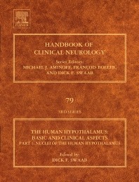 Human Hypothalamus: Basic and Clinical Aspects,  Part I, 1st Edition,Dick Swaab,ISBN9780444513571