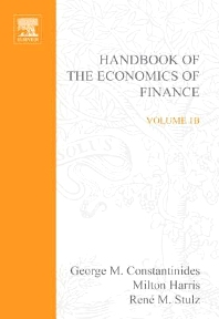 Handbook of the Economics of Finance - 1st Edition - ISBN: 9780444513632, 9780080495088