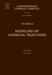Cover image for Modeling of Chemical Reactions