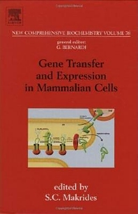 Cover image for Gene Transfer and Expression in Mammalian Cells