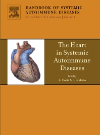 The Heart in Systemic Autoimmune Diseases, 1st Edition,Ronald Asherson,Andrea Doria,Paolo Pauletto,ISBN9780444513984