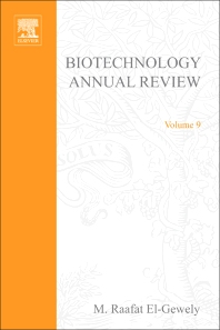 Biotechnology Annual Review, Volume 9, 1st Edition,M.R. El-Gewely,ISBN9780444514004