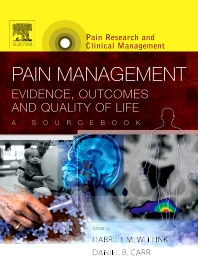 Cover image for Pain Management: Evidence, Outcomes, and Quality of Life, A Sourcebook, Text with CD-ROM