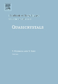 Cover image for Quasicrystals