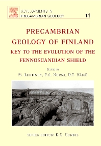 Precambrian Geology of Finland - 1st Edition - ISBN: 9780444514219, 9780080457598