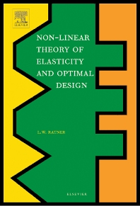 Non-Linear Theory of Elasticity and Optimal Design