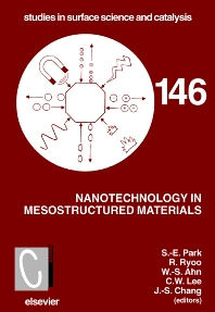 Cover image for Nanotechnology in Mesostructured Materials