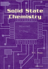 Cover image for Solid State Chemistry
