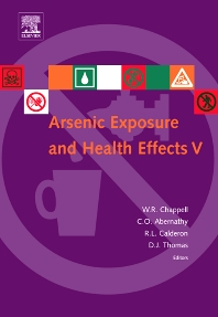 Cover image for Arsenic Exposure and Health Effects V