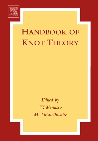 Cover image for Handbook of Knot Theory
