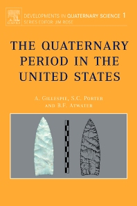 Cover image for The Quaternary Period in the United States
