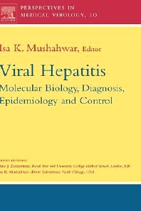 Cover image for Viral Hepatitis Molecular Biology Diagnosis and Control