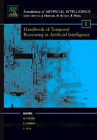 Cover image for Handbook of Temporal Reasoning in Artificial Intelligence