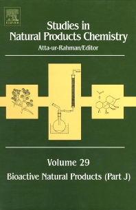 Studies in Natural Products Chemistry, 1st Edition, Atta-ur-Rahman,ISBN9780444515100