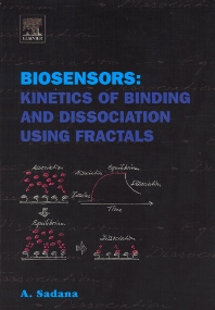 Cover image for Biosensors: Kinetics of Binding and Dissociation Using Fractals