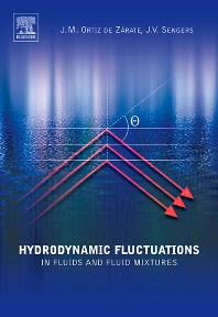 Cover image for Hydrodynamic Fluctuations in Fluids and Fluid Mixtures