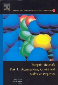 Energetic Materials - 1st Edition - ISBN: 9780444515186, 9780080530901