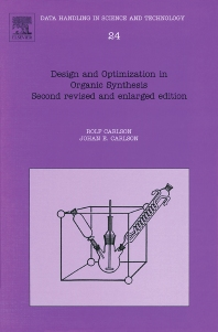 Cover image for Design and Optimization in Organic Synthesis