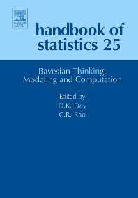 Cover image for Bayesian Thinking, Modeling and Computation