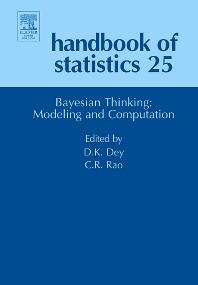 Handbook of Statistics, 1st Edition,Dipak Dey,C.R. Rao,ISBN9780444515391