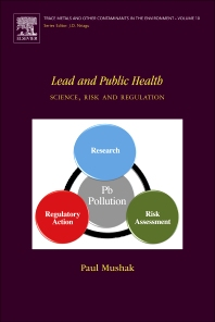 Cover image for Lead and Public Health