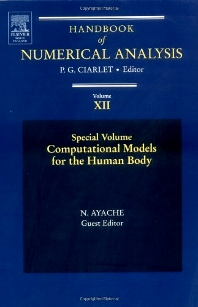 Computational Models for the Human Body: Special Volume - 1st Edition - ISBN: 9780444515667