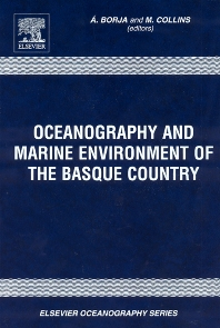 Cover image for Oceanography and Marine Environment in the Basque Country