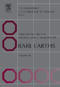 Handbook on the Physics and Chemistry of Rare Earths, 1st Edition,Karl A. Gschneidner,Jean-Claude Bünzli,Vitalij Pecharsky,ISBN9780444515872