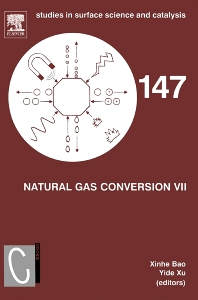 Cover image for Natural Gas Conversion VII
