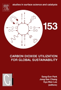 Cover image for Carbon Dioxide Utilization for Global Sustainability