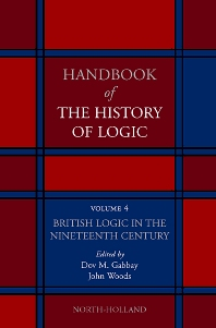 British Logic in the Nineteenth Century - 1st Edition - ISBN: 9780444516107, 9780080557014