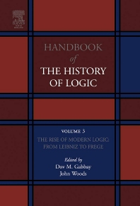 The Rise of Modern Logic: from Leibniz to Frege - 1st Edition - ISBN: 9780444516114, 9780080532875