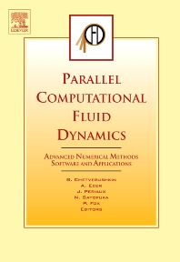 Cover image for Parallel Computational Fluid Dynamics 2003