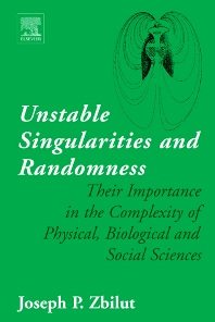 Unstable Singularities and Randomness