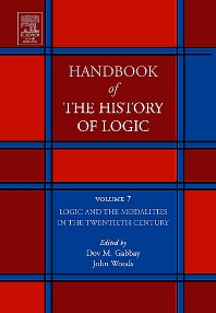 Cover image for Logic and the Modalities in the Twentieth Century